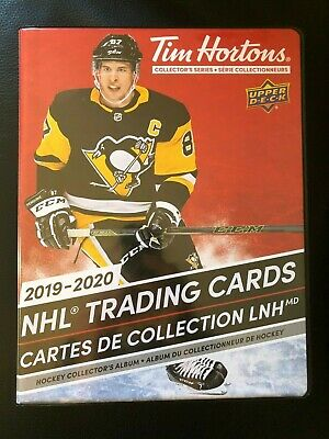 TIM HORTONS 2019-20 UD HOCKEY CARDS U-Pick (Base, GDA, HGD, GE, SE, RED DIE)