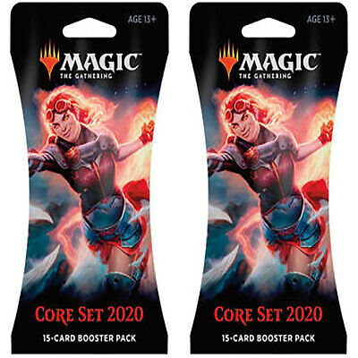 New/Sealed Magic the Gathering: Core Set 2020 15 Card Booster Pack