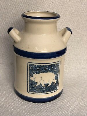 "Vintage Miniature Jug From Museum Of American Folk Art  Size- 6.2"" Tall"