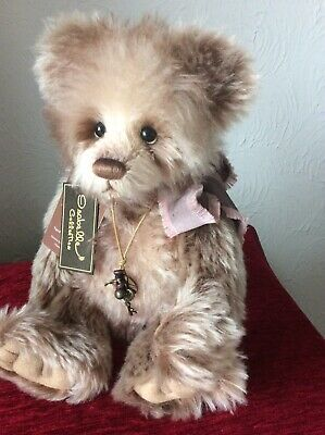 Charlie Bears  *Davies*  L/E  Isabelle Collection Mohair Bear