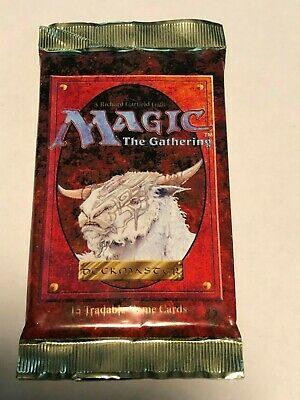 Magic The Gathering - 4th Edition - Booster Pack - MTG - Sealed