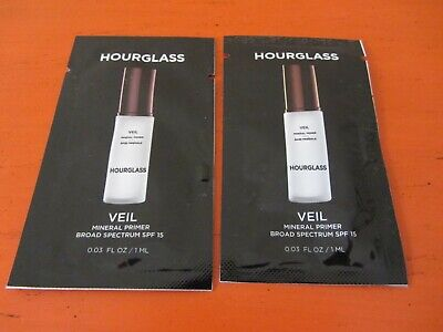 Hourglass - Veil Mineral Primer Samples  x 2 - NEW