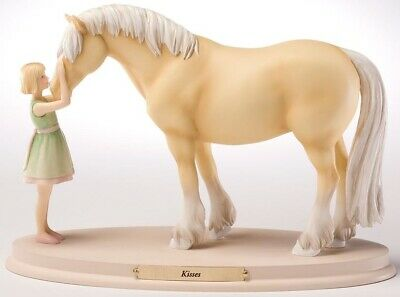 No longer crafted Horse Whispers THE BABYSITTER Figurine