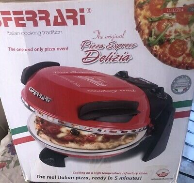 GFerriar Pizza Cooker Italian Manufacturer
