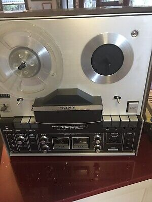 Sony TC-440 Reel to Reel Tape Player, With SOS and Echo Functions