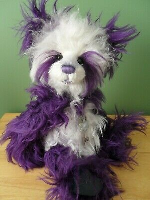 """Charlie Bears BOTTICELLI 16"""" Mohair Standing Bear *NEW* BELOW RRP Limited Ed"""
