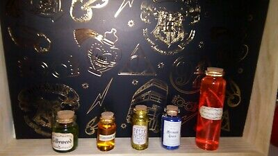 decorative potions harry potter inspired