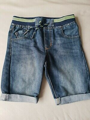 Boys Jeans Shorts Size7-8y