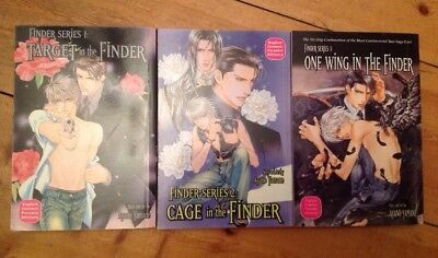 Rare Finder Yaoi Manga By Ayano Yamane Cage Target One Wing Be Beautiful Edition