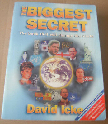 David Icke The Biggest Secret: The Book That Will Change the World
