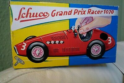 Schuco Grand Prix Racer 1070 (Made In Western Germany) Mit Ovp.