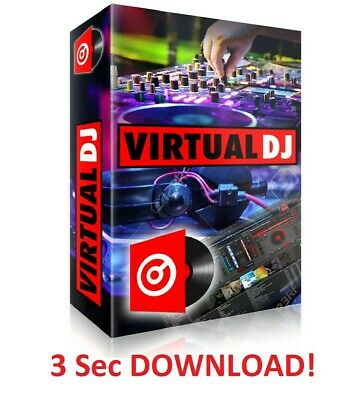 ✅NEW Virtual DJ Pro INFINITY 8.3 ✅PORTABLE FOR WINDOWS ✅ INSTANT DOWNLOAD