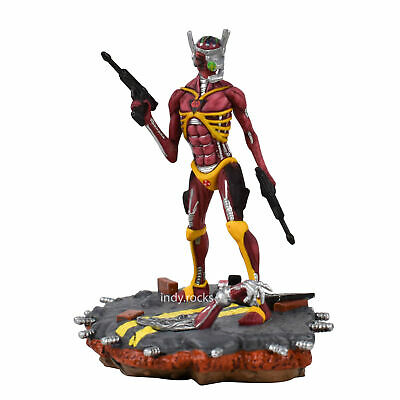 Iron Maiden Incendium Legacy of the Beast Somewhere in Time Eddie Figure Diorama