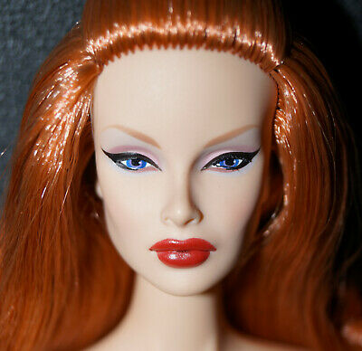 2009 - Fashion Royalty    Dania Zarr	Exclusive Interview   *Nude Doll*