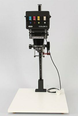 Meopta Opemus  6 Black & White , Robust and Compact, well made Durable enlarger