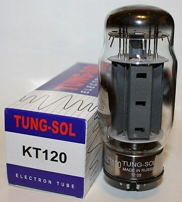 One Single of Tung Sol KT120 tube, Brand New in Box !