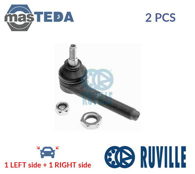 2x RUVILLE FRONT TRACK ROD END RACK END PAIR 915939 P NEW OE REPLACEMENT