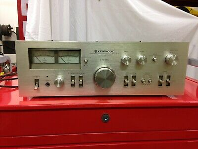 Kenwood Stereo Integrated Amplifier Vintage ka-8300