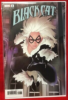 Black Cat #1 Comic Book Travel Foreman Variant Cover C Marvel Comics 2019