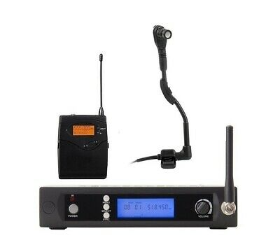 Dynamic Instrument Microphone System Stage Performance Microphone For Saxophones