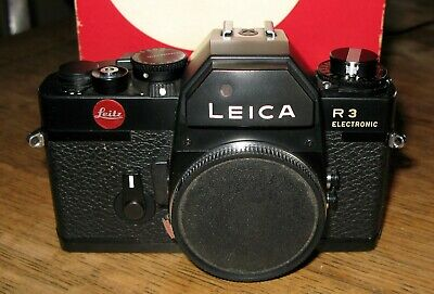 Leica R3 boxed in Excellent condition