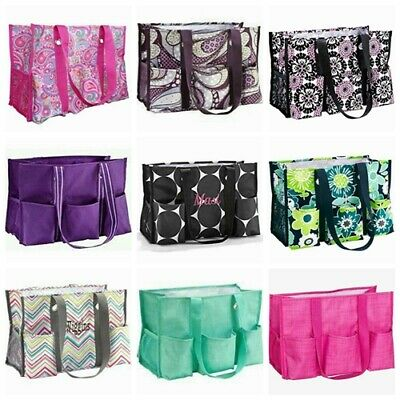 Thirty One Organizing Utility Tote Travel Beach Shopping Shoulder Bag 31 Gifts