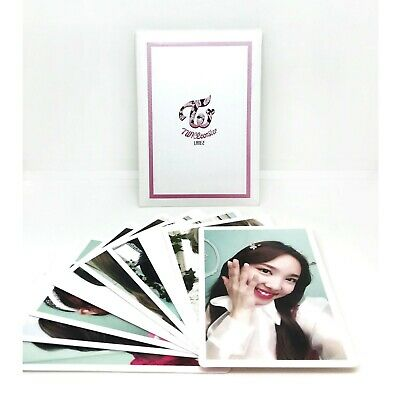 TWICE / TWICECOASTER : LANE 2  / Pre-Order benefit Photocard set (B VER.)