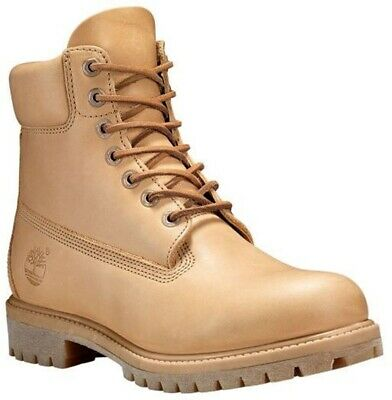 """TIMBERLAND 6"""" MEN'S Horween Leather Waterproof Limited"""