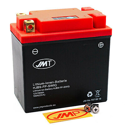 Scooter Batterie Lithium-Ion JMT HJB9-FP-SWIQ