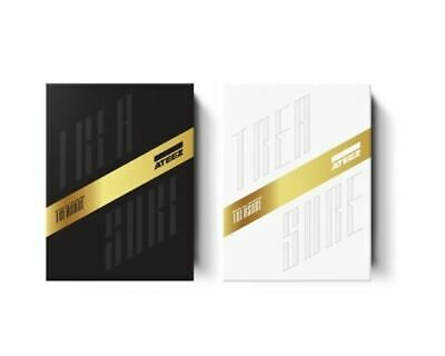 ATEEZ 1st Album - TREASURE EP.FIN : All To Action CD + Poster + photocard + gift