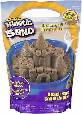 Kinetic Sand The One and Only 3lbs Beach Sand for Ages 3 and Up