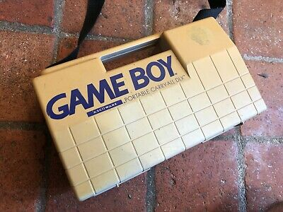 Game Boy Portable Carry All DLX de Asciiware
