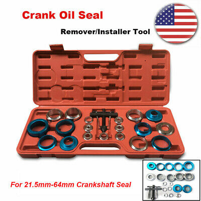 Crank Cam Shaft Oil Seal Remover Installer Installation Set Kit Tool Us