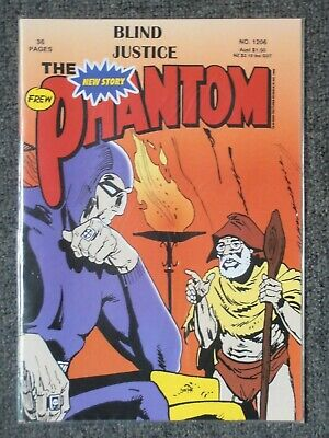 The Phantom 1206 - Blind Justice