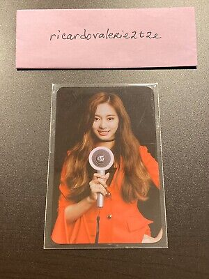 TWICE - Candy Bong Z - Official Tzuyu Photocard