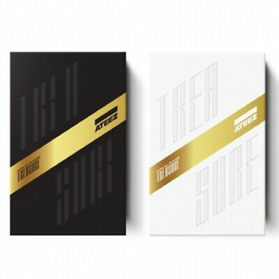 ATEEZ 1st Album [TREASURE EP.FIN : All To Action] CD+Book+Card+Post+F.Poster+etc