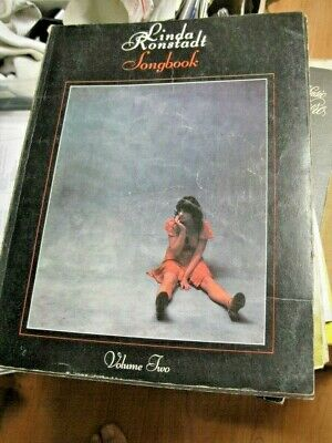 LINDA RONSTADT SONGBOOK VOLUME TWO 1977/Very Good Condition