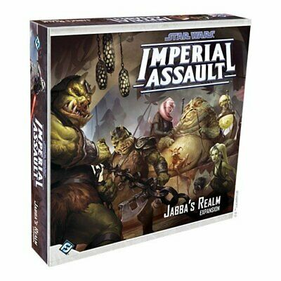 Star Wars Imperial Assault: Jabba`s Realm Campaign Expansion Game