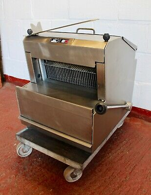 Bread slicer 12mm Wabama, new blades, compact, FULLY SERVICED, 3 months warranty
