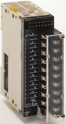 omron CJ1W-ID211 DC Input Unit (24 VDC, 16 Points)