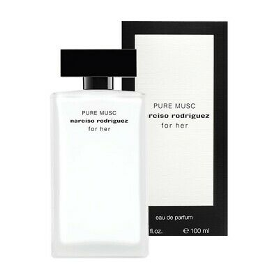 Narciso Rodriguez Pure Musc for Her EDP Parfum 100ml New Sealed