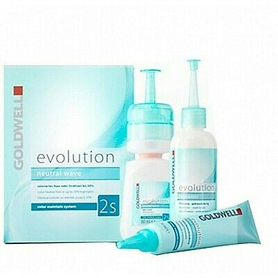 Goldwell Evolution Neutral Hair 2S Highligted Or Bleached Hair New Free P&P