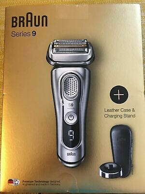 Braun Series 9 9359ps Wet&Dry Electric Shaver New in sealed box