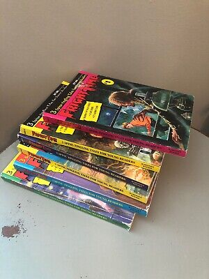 Fright Time Vintage Books Series