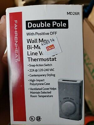 Non-programmable Thermostats, Thermostats, Heating, Cooling ... on
