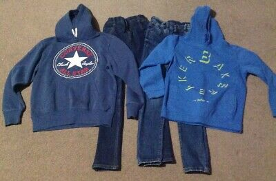 Boys Clothes Bundle Jeans , Jumpers Age 9 Ted Baker,Zara,converse