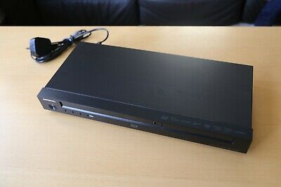ONKYO BD-SP309black Blu-ray Disc Player with remote