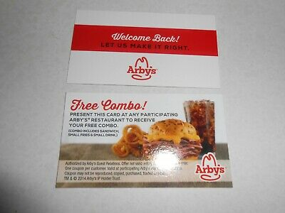Lot of 30 Grab Bag Combo Meal Cards