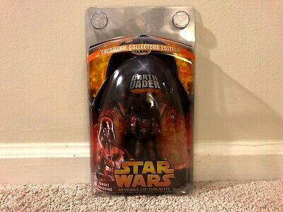 Star Wars Revenge of The Sith Lava Darth Vader Action Figure  Target Exclusive