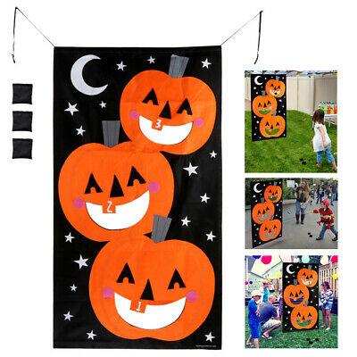 Sensational Kids Halloween Games Party Decorations Pumpkin For Kids Bean Onthecornerstone Fun Painted Chair Ideas Images Onthecornerstoneorg
